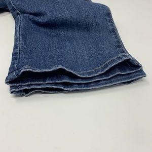 NYDJ Jeans - NYDJ Sheri Slim Leg Jeans Medium Wash High Rise 4